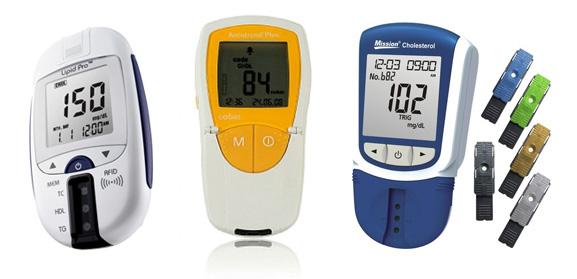 Cholesterol Monitors